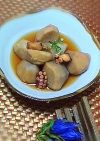 簡単!さといもと蛸の煮物