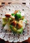 m豆腐&アボカドdeダイエットデザート