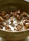 乾パンチョコフレーク