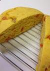 卵不要 離乳食 HMで簡単  野菜ケーキ