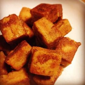 簡単!栄養満点!ヘルシー高野豆腐の唐揚げ
