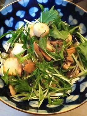 揚げ長芋のサラダ