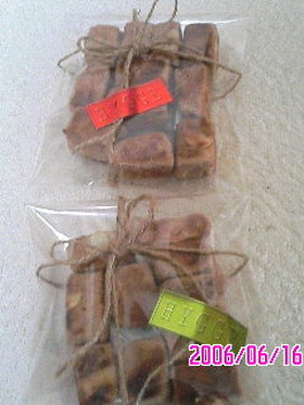 フライパンで簡単クッキー