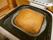 緩やか糖質制限♪おからパウダー入食パン①の写真