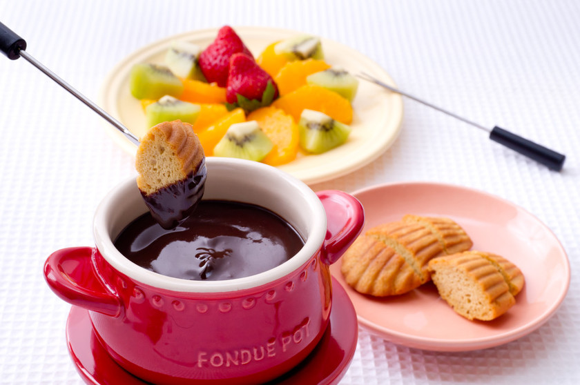 チョコフォンデュ 糖質制限 ダイエット