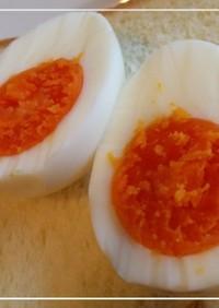 簡単!光熱費も節約!しっとりゆで卵