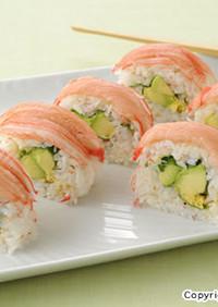 香り箱の巻き寿司