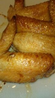 ☆簡単うまい!鳥手羽先の甘辛オーブン焼きの写真