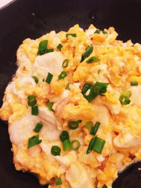 豆腐と卵で超スピードおかず!