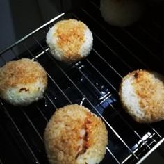 焼きおにぎり(醤油味)