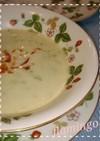 優しい味のブロッコリーのミルクスープ