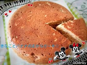 炊飯器で!きなことバナナのおからケーキ♡