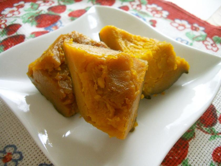 ホクホク♪ かぼちゃの煮物 ☆圧力鍋使用