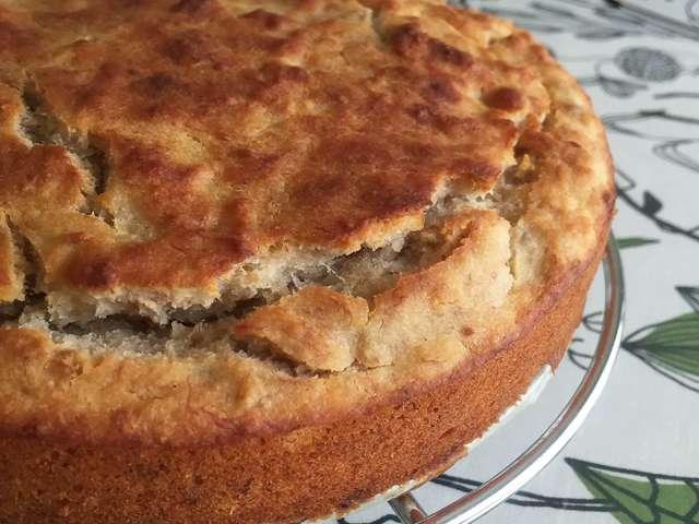 米粉 の バナナ ケーキ