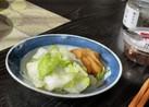 簡単!白菜の漬け物