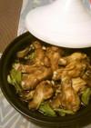 ヘルシー 鶏とキャベツのタジン