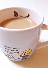 甘くて美味しい♪練乳コーヒー牛乳
