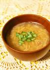 超簡単☆なめ茸と梅のやさしいスープ☆