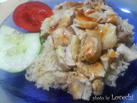 タイのご飯!カオマンガイ