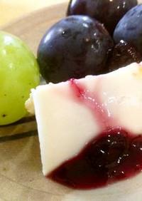 水切りヨーグルトde低カロリーレアチーズ