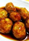 冷凍肉団子♫ヘルシー照焼きミートボール