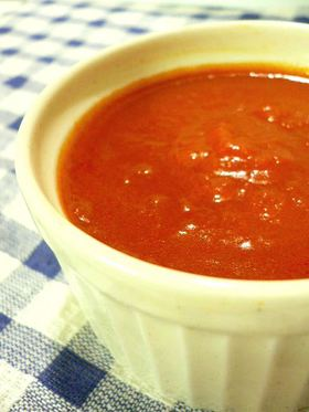 シンプル トマトソース