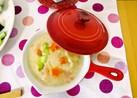あったか♪野菜の豆乳スープ♪