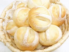 ふわふわ♡テーブルロール♪米粉パン