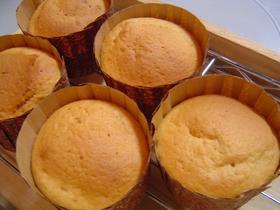 まぜて焼くだけ!超簡単ブランデーケーキ
