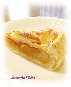 バターキャラメルの紅玉アップルパイ