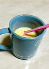 レンジで作る簡単マグカッププリン