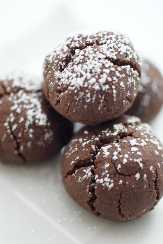 復刻版★今すぐ作れる!チョコ★クッキー