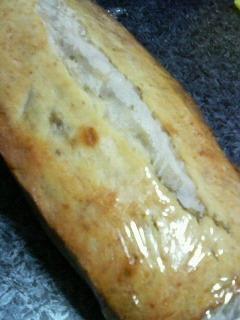 冷凍バナナを使って♪パウンドケーキ
