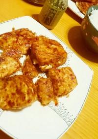 激安カリカリとろける食感鰹節焼き豆腐