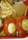 お弁当に♫うずら卵とウインナーのカレー焼
