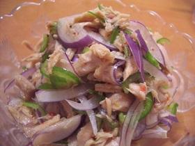 タイ風 ツナサラダ