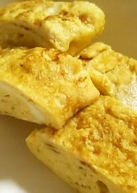 お弁当にも★白だしでふっくら出汁巻き卵