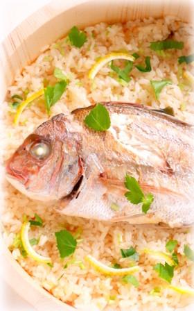 ★とっても美味しい鯛飯(鯛めし)★