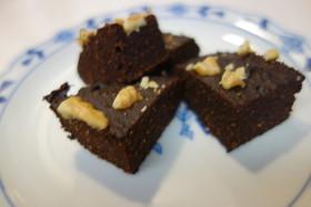 低糖質 チョコレートブラウニー