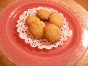 やわらか☆チーズクッキー
