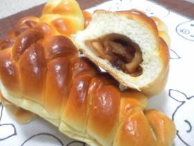 あみあみで☆りんごパン
