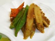 お惣菜 ごぼうのおかか煮の写真