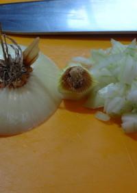 くず野菜で佃煮です。