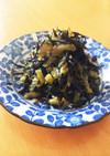 簡単♡ひじきと高菜で鉄分補給の常備菜♡