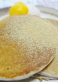雑穀パンケーキ