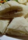 ごまチーズトースト〜幼児食兼〜