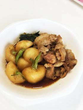 絶品! 豚バラ肉とかぶの煮物  簡単
