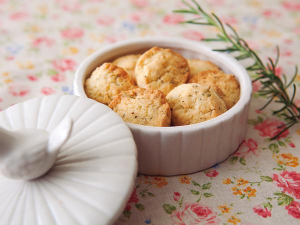 ローズマリーのクッキー