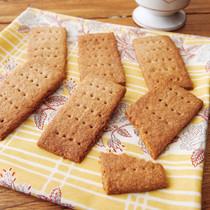 全粒粉のクッキー
