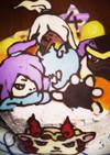チョコペン◎妖怪ウォッチ◎キャラケーキ
